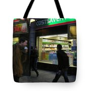 Stopping Tote Bag