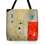 Storage Shed Tote Bag