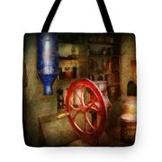 Store - Everything Is For Sale Tote Bag by Mike Savad