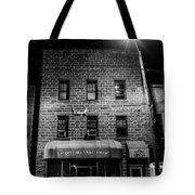 Store At Night Tote Bag