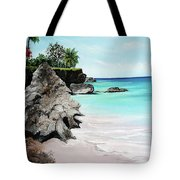 Store Bay Tobago Tote Bag