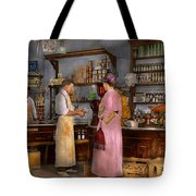 Store - In A General Store 1917 Tote Bag