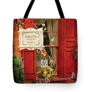 Store - Strausburg Pa - Thistle And Vine Tote Bag