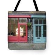 Storefronts For Let Tote Bag