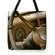 Stories It Could Tell Tote Bag