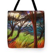 Storm Approaching Fast Tote Bag