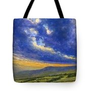 Storm Brewing In Donegal Tote Bag