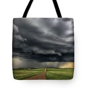Storm Chaser  0352 Tote Bag