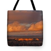 Storm Clearing Tote Bag