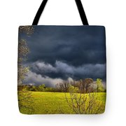Storm Clouds 2 Tote Bag