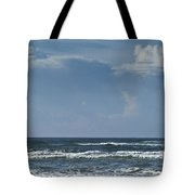 Storm Clouds On The Horizon Ocean Isle North Carolina Tote Bag