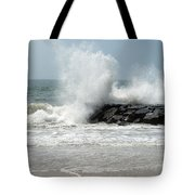 The Ocean's Strength Tote Bag