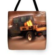 Still Truckin' Tote Bag