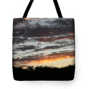 Storm Madness Tote Bag