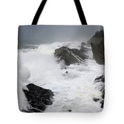 Storm On The Oregon Coast 2 Tote Bag