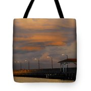 Storm Over Ballast Point Tote Bag