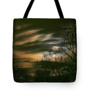 Storm Rollin' In Tote Bag