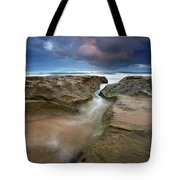 Storm Surge Tote Bag