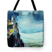 Storm The Castle Tote Bag