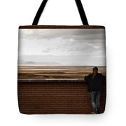 Storm View Tote Bag