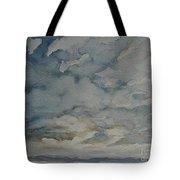 Storm Warning I Tote Bag