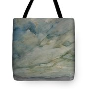 Storm Warning II Tote Bag