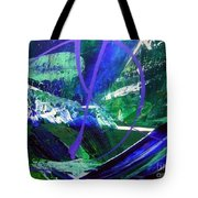 Storm Watcher Tote Bag