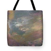Storm Waves Tote Bag
