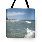 Storms Passing Tote Bag