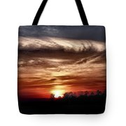 Storms Roll Tote Bag