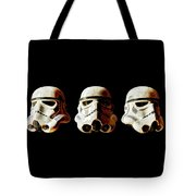 Stormtrooper 1-3 Weathered Tote Bag