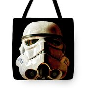 Stormtrooper 1 Weathered Tote Bag