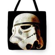 Stormtrooper 2 Weathered Tote Bag