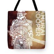Stormtrooper - Star Wars Art - Brown Tote Bag