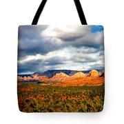Stormwatch Arizona Tote Bag