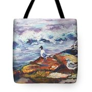 Stormwatch IIi Tote Bag