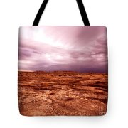 Stormy Afternoon Tote Bag