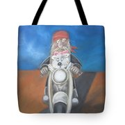 Stormy And Fifi Tote Bag
