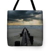 Stormy Atlantic Tote Bag