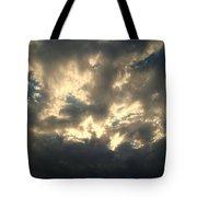 Stormy Clouds Tote Bag