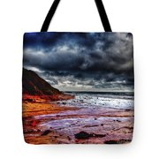 Stormy Day Tote Bag