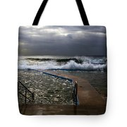 Stormy Morning At Collaroy Tote Bag