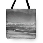 Stormy Oceanside Oregon Tote Bag