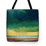 Stormy Seas Tote Bag by Toni Grote