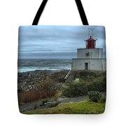 Stormy Skies Over Amphitrite Tote Bag