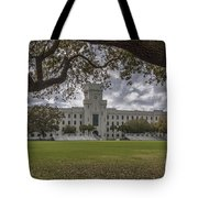 Stormy Skies Over The Citadel Tote Bag