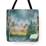 Stormy Sky Tote Bag
