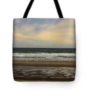 Stormy View Of Nantsaket Beach Tote Bag