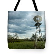 Stormy Windy Windmill Tote Bag