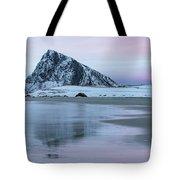 Storsandnes, Lofoten - Norway Tote Bag